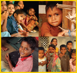 Status Report on Child Rights in India
