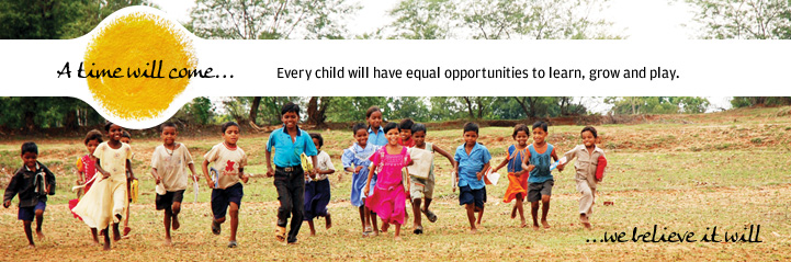 Every child will have equal opportunities to learn, grow and play