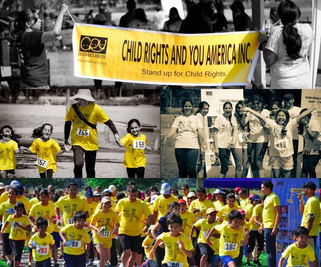 CRY Walk for Child Rights 2011